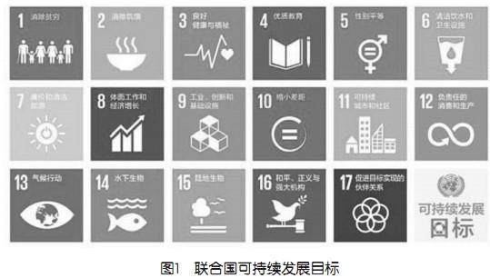 联合国实现可持续发展目标